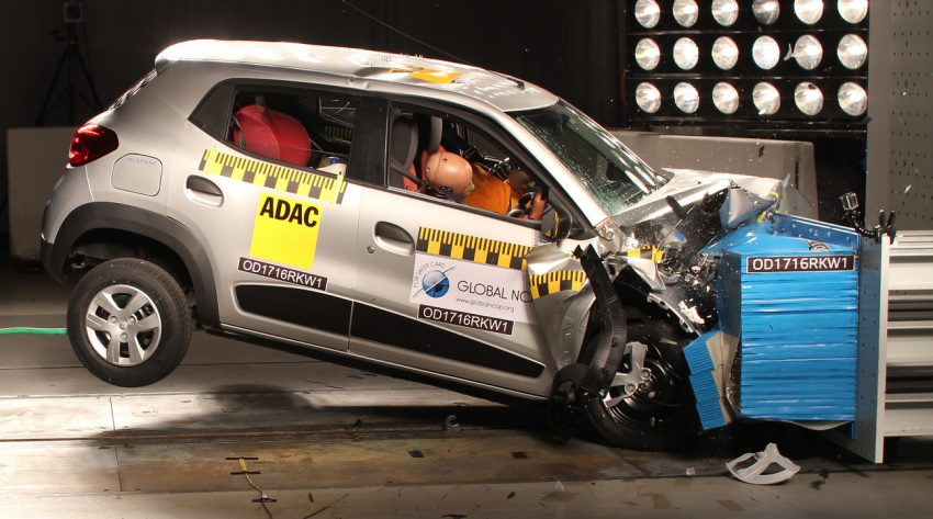 Global NCAP tests five new Indian cars – all zero star! Image #494304