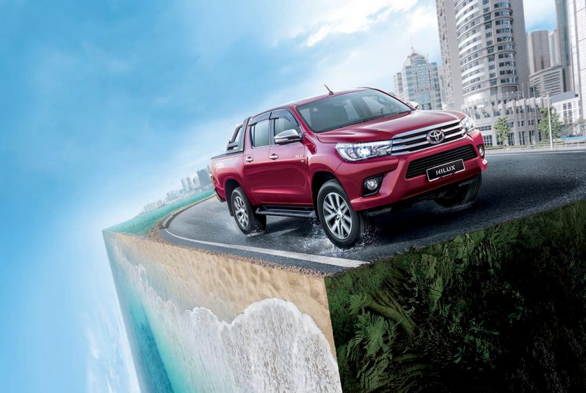 2016 Toyota Hilux makes its official debut in Malaysia – six variants, priced from RM90k to RM134k Image #488371