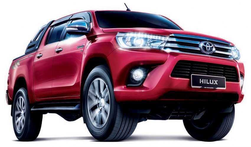 2016 Toyota Hilux makes its official debut in Malaysia – six variants, priced from RM90k to RM134k Image #488374