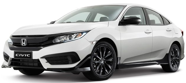 Honda Civic Black Pack 1