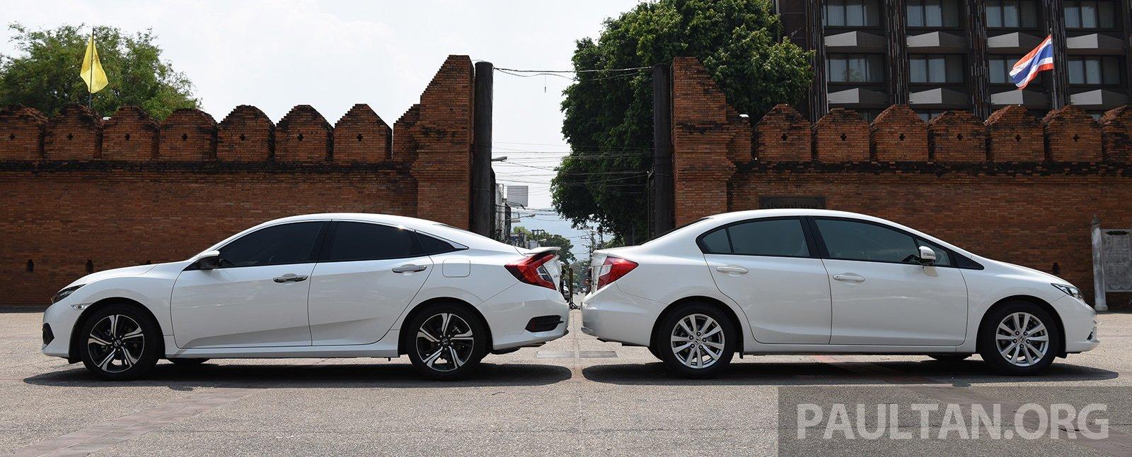 10Th Gen Civic >> GALLERY: Honda Civic – 10th-gen FC vs 9th-gen FB Paul Tan - Image 493040