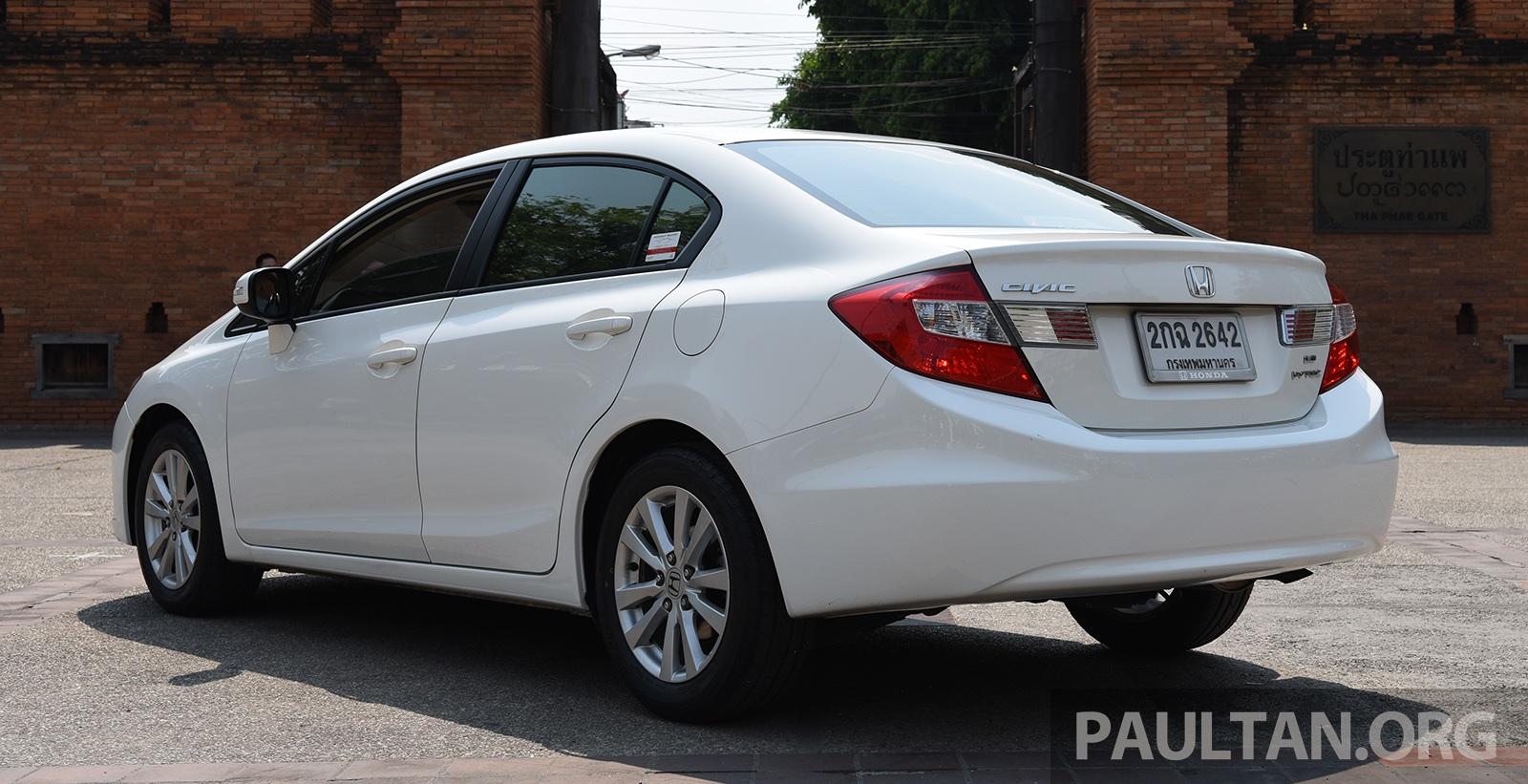 10Th Gen Civic >> GALLERY: Honda Civic – 10th-gen FC vs 9th-gen FB Paul Tan - Image 493047