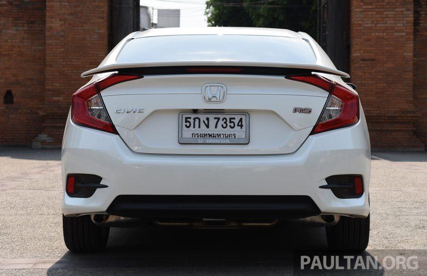 GALERI: Honda Civic – gen-10 FC vs gen-9 FB Image #493153