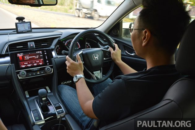 Honda Civic Thai Review 11