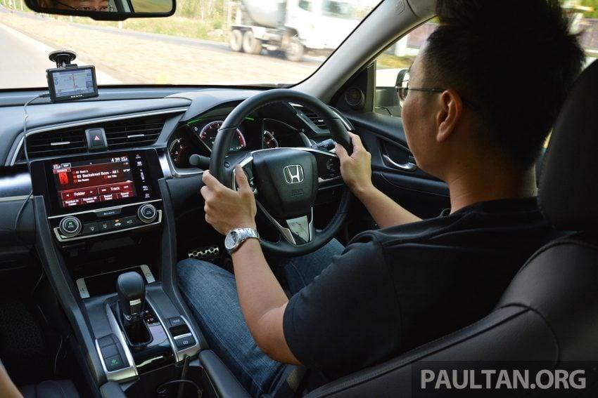 DRIVEN: 2016 FC Honda Civic 1.8L, 1.5L VTEC Turbo Image #490637