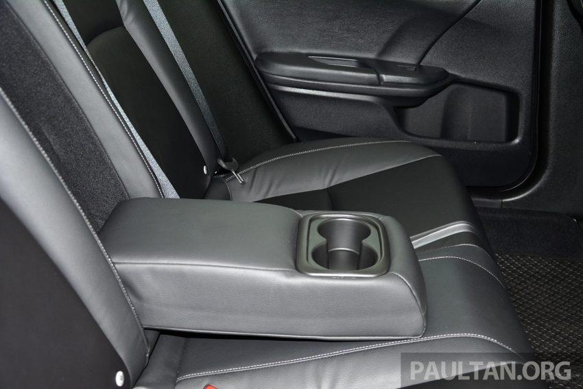 DRIVEN: 2016 FC Honda Civic 1.8L, 1.5L VTEC Turbo Image #490646