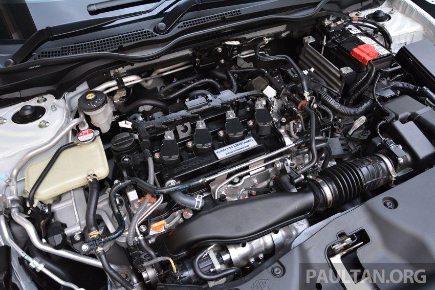 Back to Story: DRIVEN: 2016 FC Honda Civic 1.8L, 1.5L VTEC Turbo