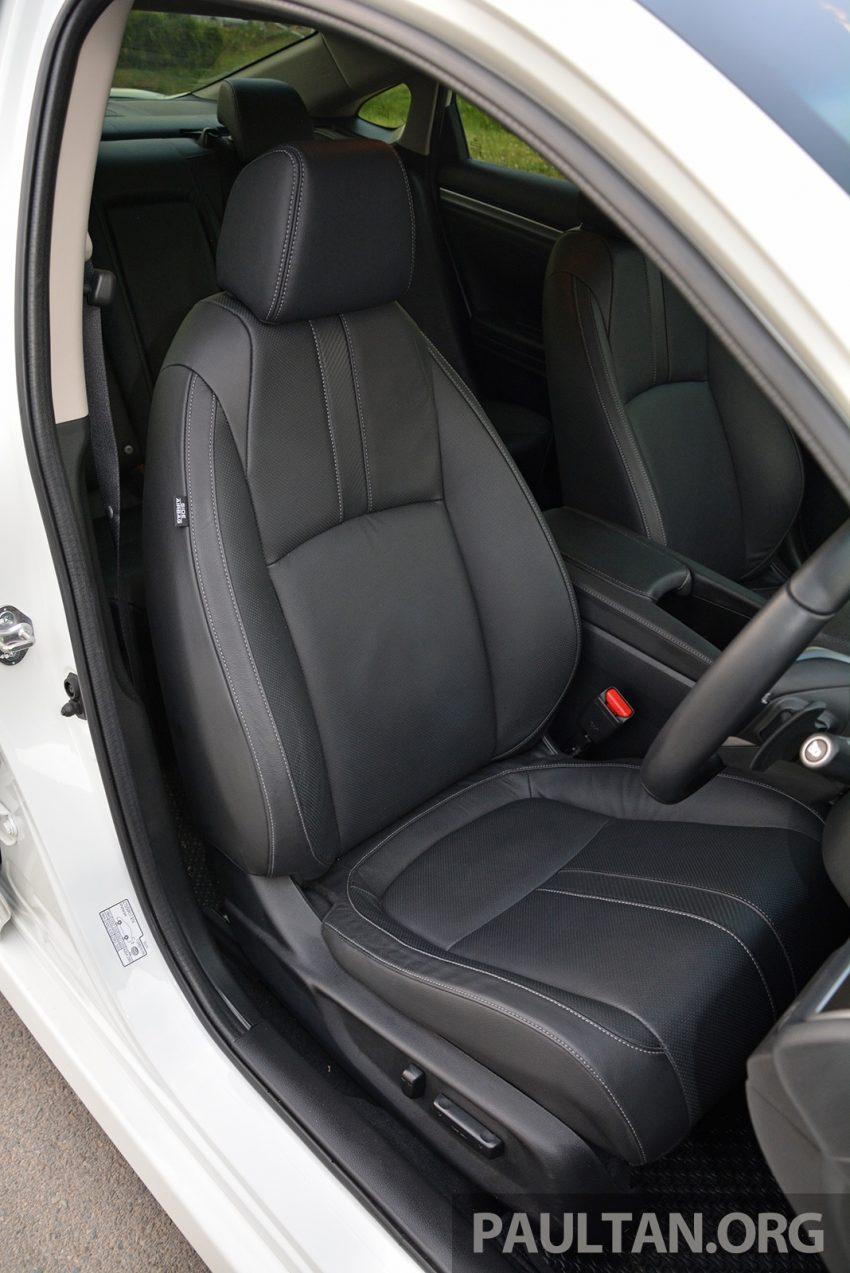 PANDU UJI: Honda Civic 1.8 dan 1.5 VTEC Turbo 2016 – peningkatan bagi gen-10 yang lebih memuaskan? Image #490848