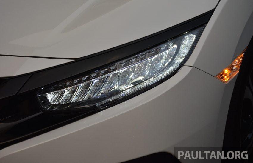 DRIVEN: 2016 FC Honda Civic 1.8L, 1.5L VTEC Turbo Image #490654