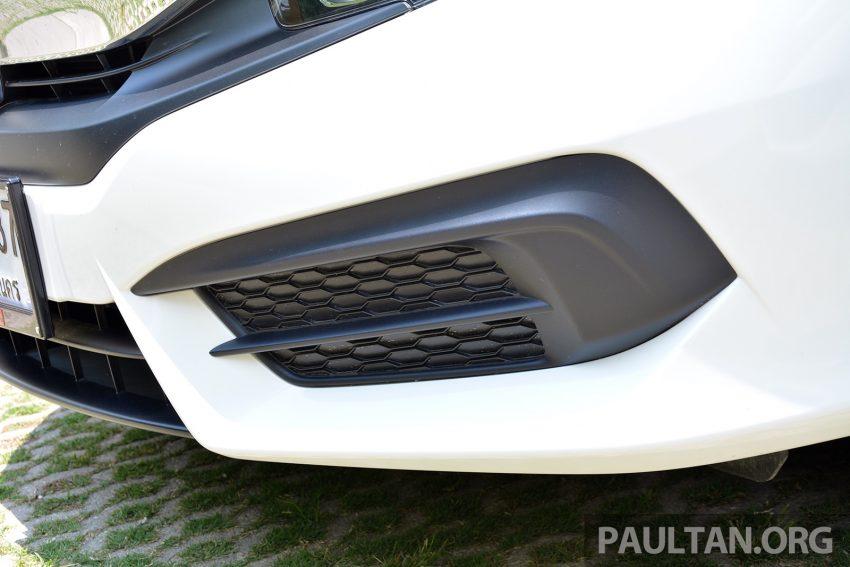 PANDU UJI: Honda Civic 1.8 dan 1.5 VTEC Turbo 2016 – peningkatan bagi gen-10 yang lebih memuaskan? Image #490859