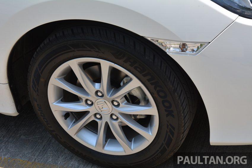 DRIVEN: 2016 FC Honda Civic 1.8L, 1.5L VTEC Turbo Image #490659