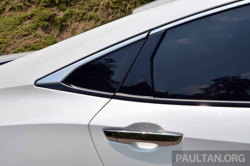 PANDU UJI: Honda Civic 1.8 dan 1.5 VTEC Turbo 2016 – peningkatan bagi gen-10 yang lebih memuaskan? Image #490868