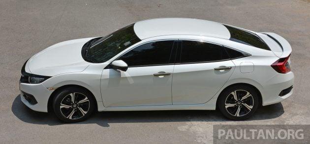Honda Civic Thai Review 51