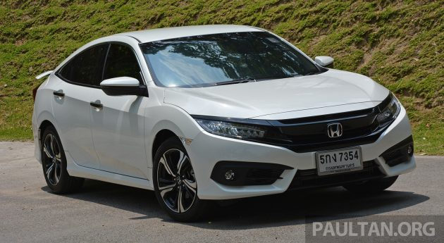 Honda Civic Thai Review 53