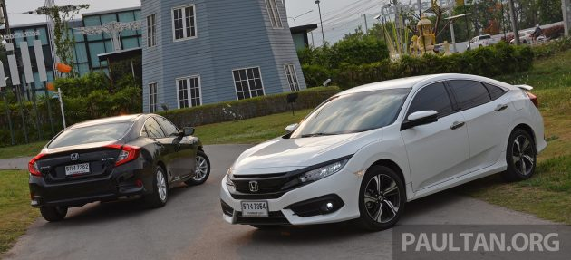 Honda Civic Thai Review 56_BM