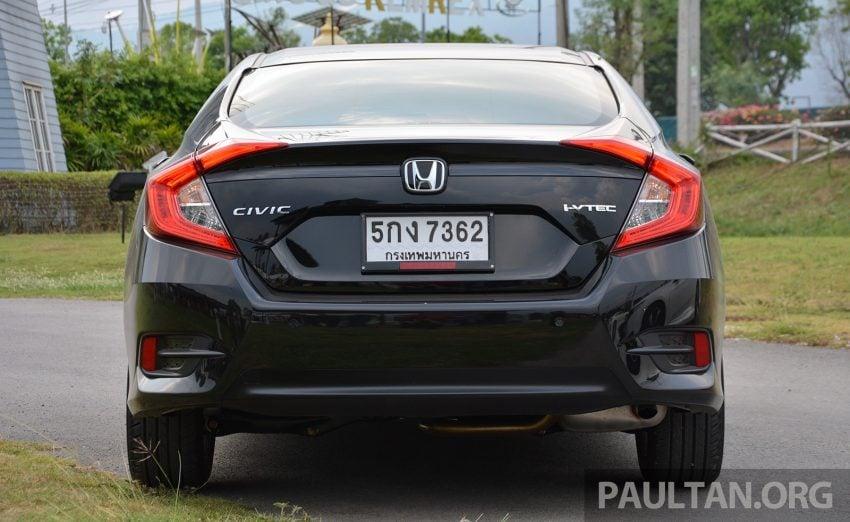 DRIVEN: 2016 FC Honda Civic 1.8L, 1.5L VTEC Turbo Image #490683