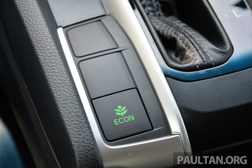 DRIVEN: 2016 FC Honda Civic 1.8L, 1.5L VTEC Turbo Image #490686