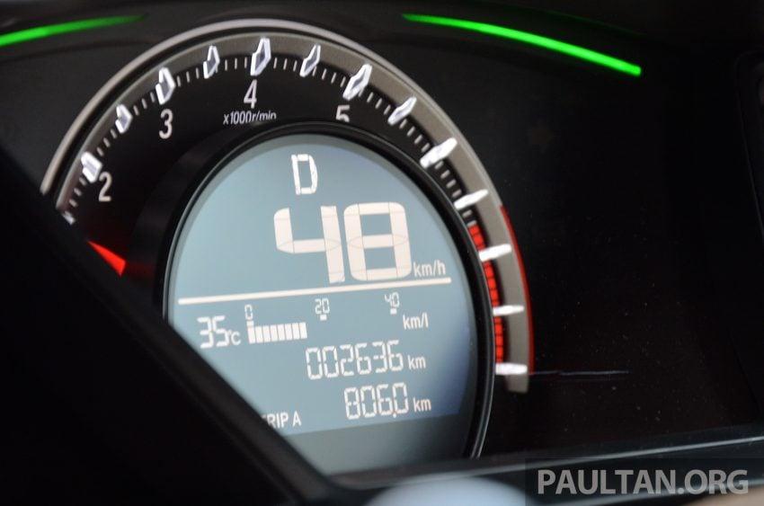 PANDU UJI: Honda Civic 1.8 dan 1.5 VTEC Turbo 2016 – peningkatan bagi gen-10 yang lebih memuaskan? Image #490889
