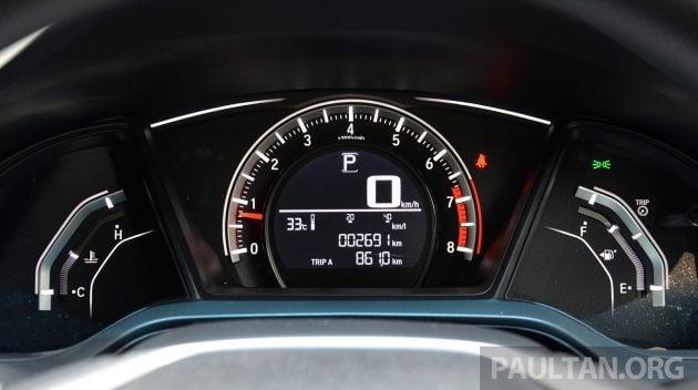 Honda Civic Thai Review 63