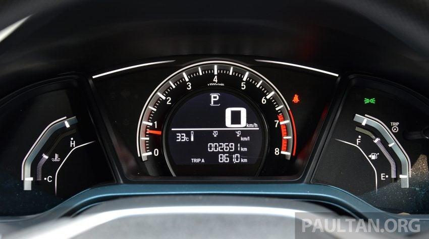 DRIVEN: 2016 FC Honda Civic 1.8L, 1.5L VTEC Turbo Image #490689