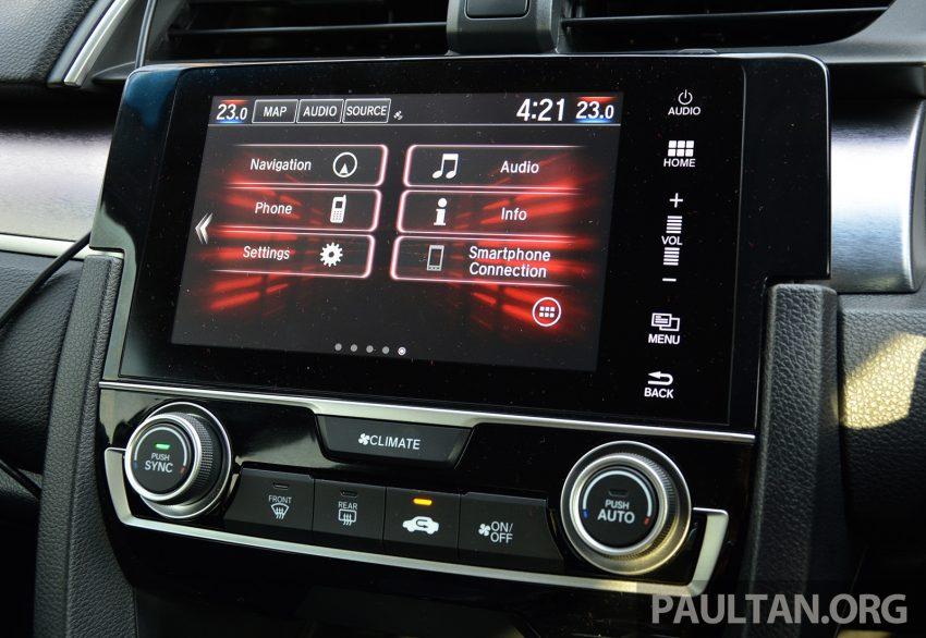 DRIVEN: 2016 FC Honda Civic 1.8L, 1.5L VTEC Turbo Image #490693