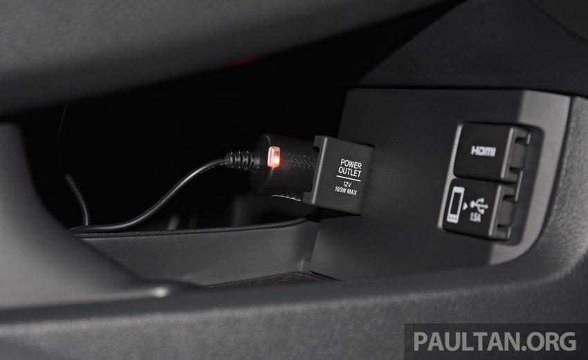 PANDU UJI: Honda Civic 1.8 dan 1.5 VTEC Turbo 2016 – peningkatan bagi gen-10 yang lebih memuaskan? Image #490908
