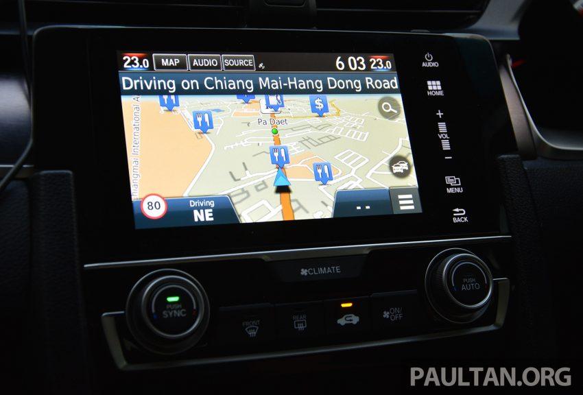 PANDU UJI: Honda Civic 1.8 dan 1.5 VTEC Turbo 2016 – peningkatan bagi gen-10 yang lebih memuaskan? Image #490909