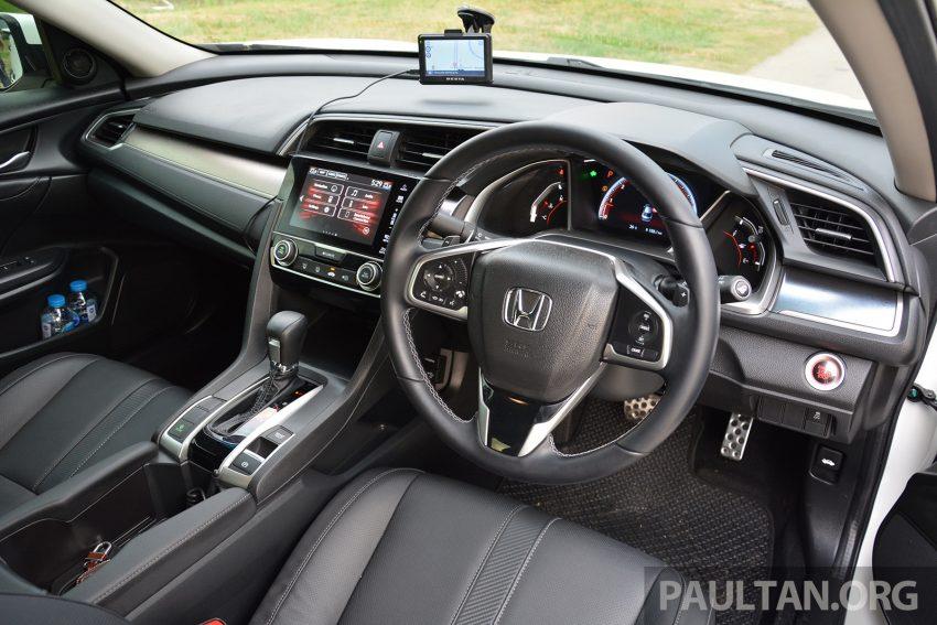 DRIVEN: 2016 FC Honda Civic 1.8L, 1.5L VTEC Turbo Image #490635