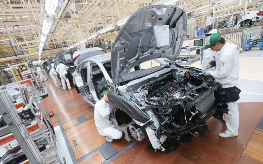 Honda Thailand officially opens new Prachinburi plant Image #492637