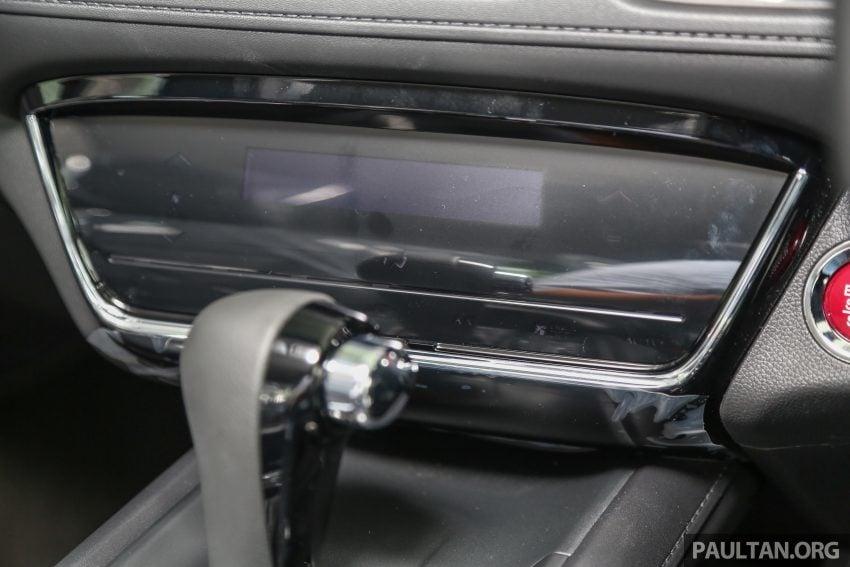 GALLERY: Honda HR-V in Dark Ruby Red Pearl colour Image #497621
