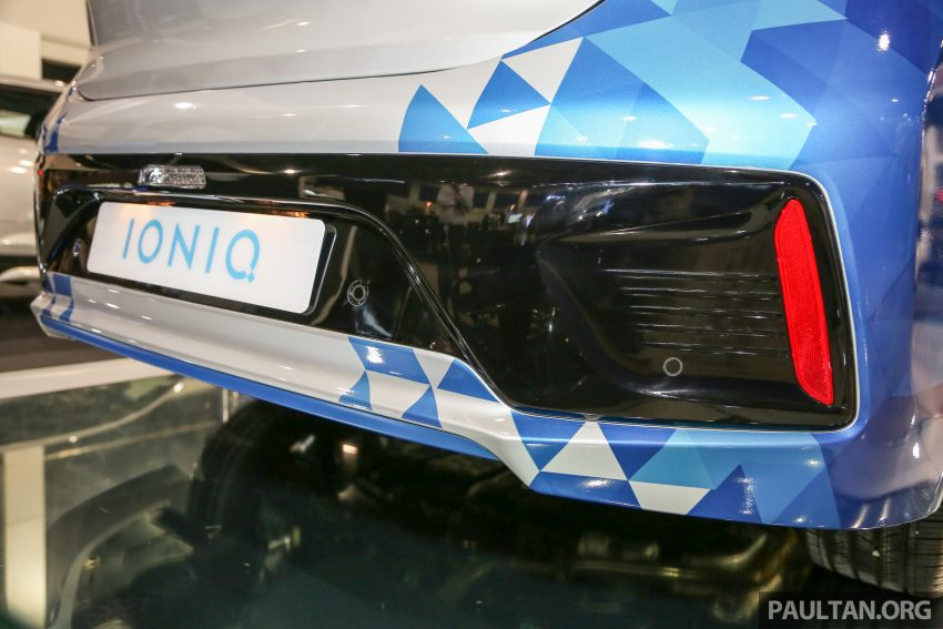 GALLERY: Hyundai Ioniq Hybrid on show in Malaysia Image #496585
