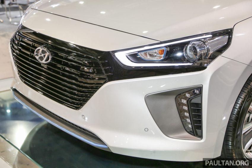 GALLERY: Hyundai Ioniq Hybrid on show in Malaysia Image #496569