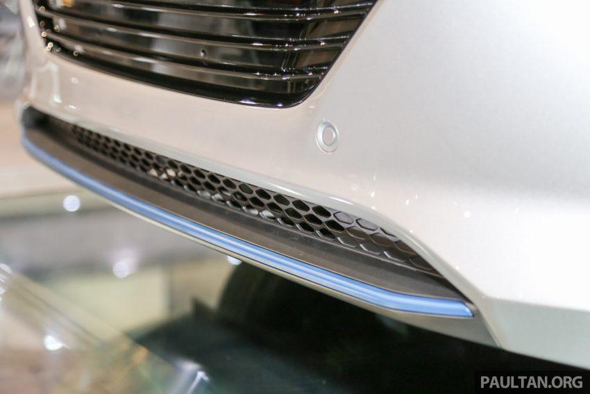 GALLERY: Hyundai Ioniq Hybrid on show in Malaysia Image #496574