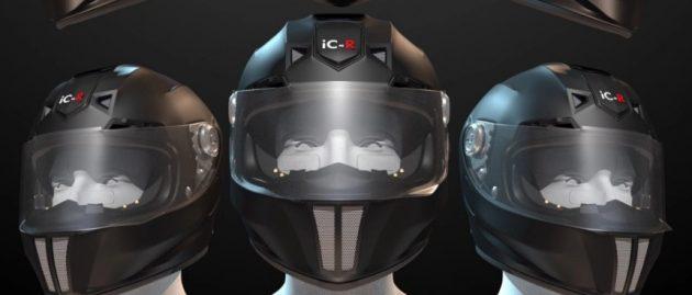 Intelligent Cranium iC-R helmet - 2