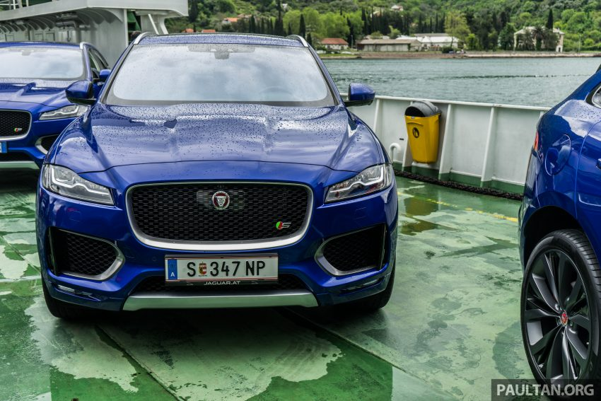 DRIVEN: Jaguar F-Pace – a go-anywhere Leaping Cat Image #494765