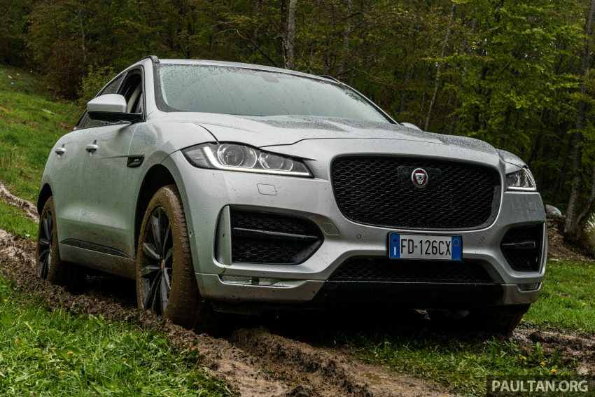 DRIVEN: Jaguar F-Pace – a go-anywhere Leaping Cat Image #494774