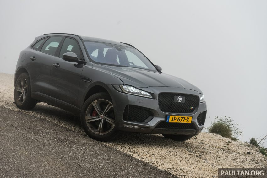 DRIVEN: Jaguar F-Pace – a go-anywhere Leaping Cat Image #494778