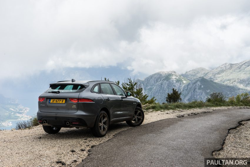 DRIVEN: Jaguar F-Pace – a go-anywhere Leaping Cat Image #494779