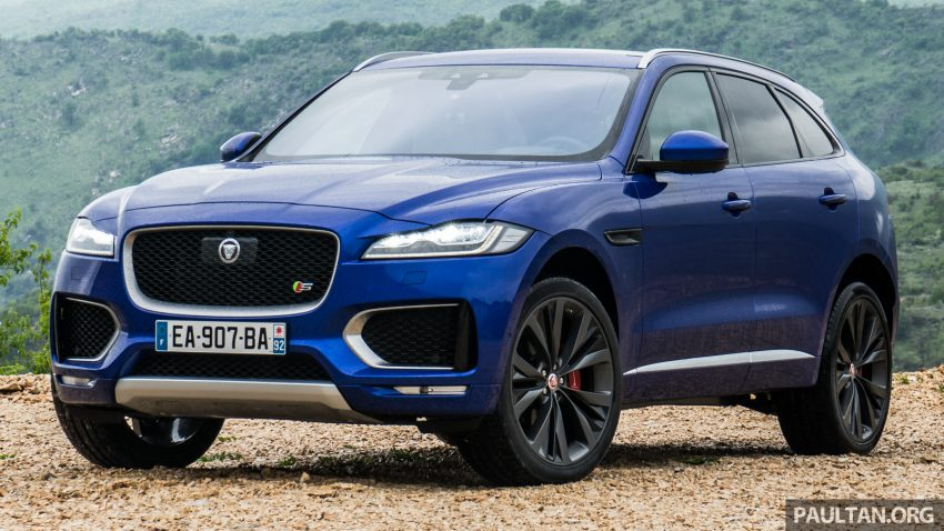 DRIVEN: Jaguar F-Pace – a go-anywhere Leaping Cat Image #494780