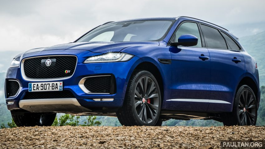 DRIVEN: Jaguar F-Pace – a go-anywhere Leaping Cat Image #494863
