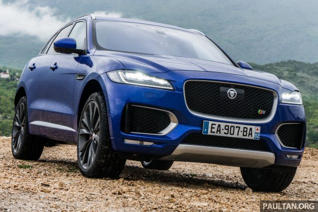 Captivating Jaguar F Pace Named The 2017 World Car Of The Year; The W213 E Class The  World Luxury Car Of The Year