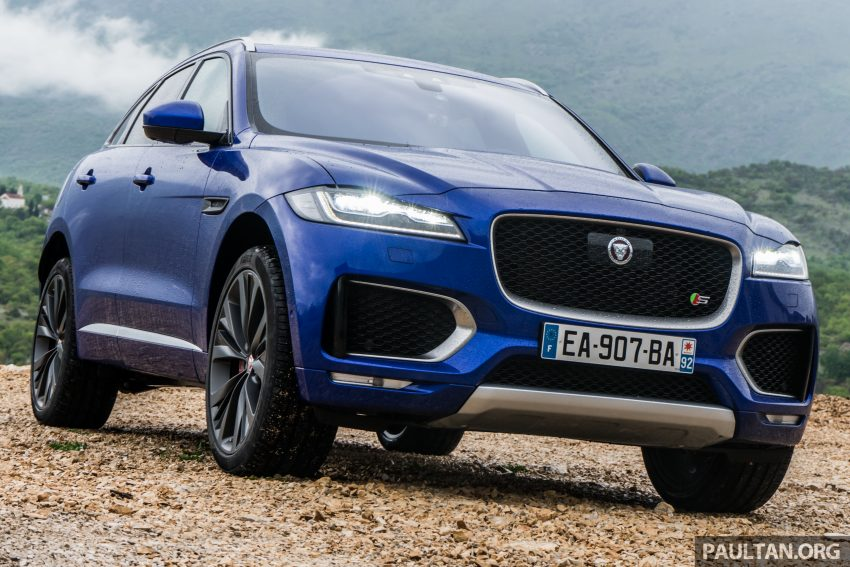 DRIVEN: Jaguar F-Pace – a go-anywhere Leaping Cat Image #494782