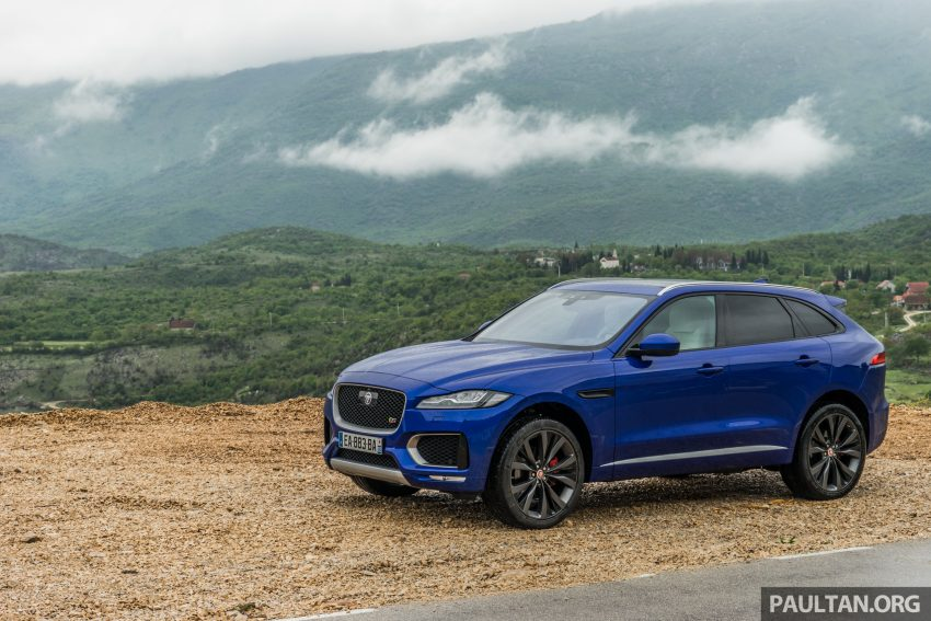 DRIVEN: Jaguar F-Pace – a go-anywhere Leaping Cat Image #494783
