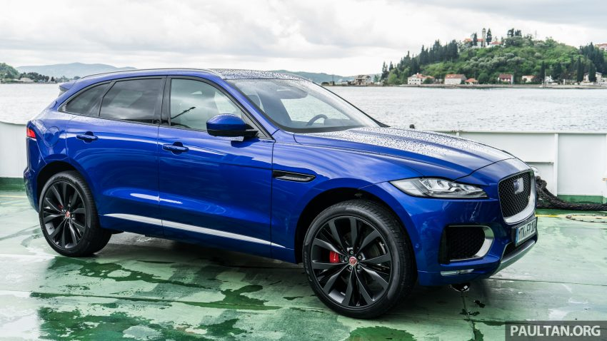 DRIVEN: Jaguar F-Pace – a go-anywhere Leaping Cat Image #494766