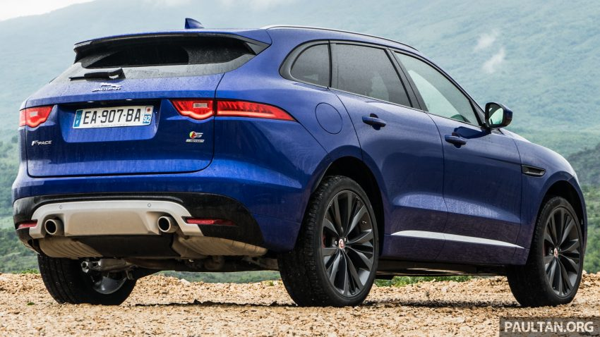 DRIVEN: Jaguar F-Pace – a go-anywhere Leaping Cat Image #494864