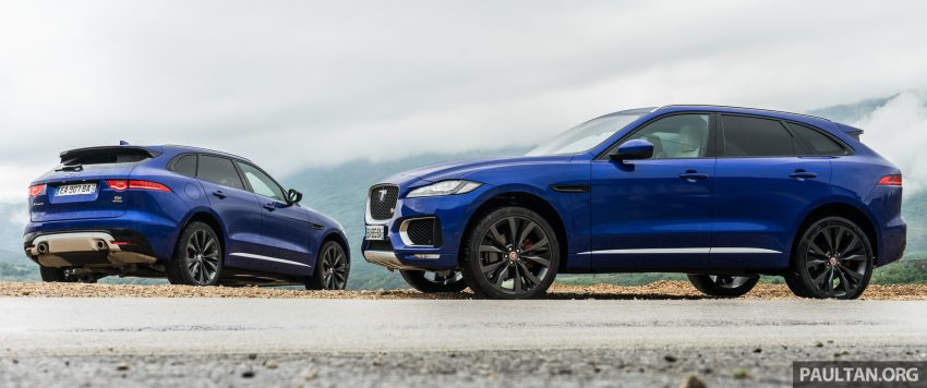 DRIVEN: Jaguar F-Pace – a go-anywhere Leaping Cat Image #494785