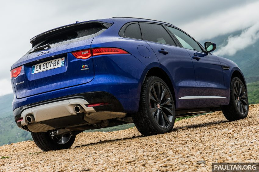 DRIVEN: Jaguar F-Pace – a go-anywhere Leaping Cat Image #494786
