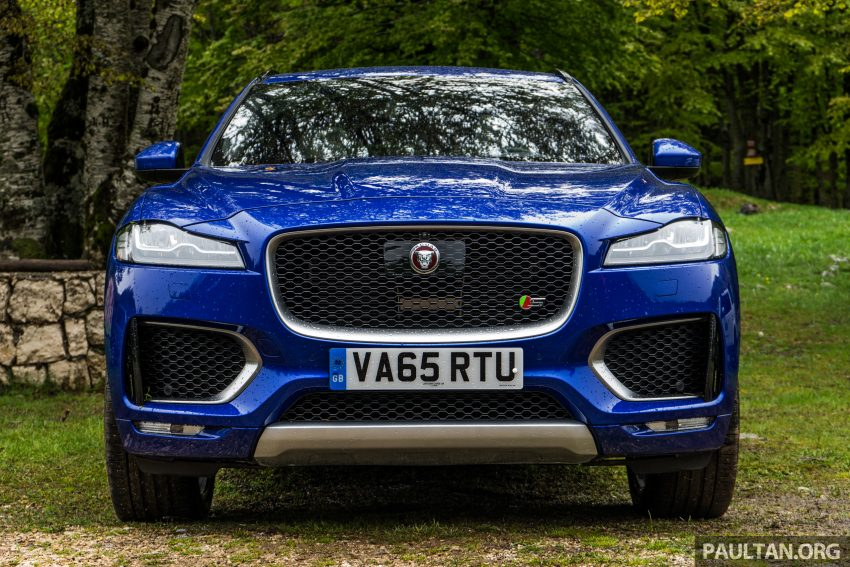 DRIVEN: Jaguar F-Pace – a go-anywhere Leaping Cat Image #494787