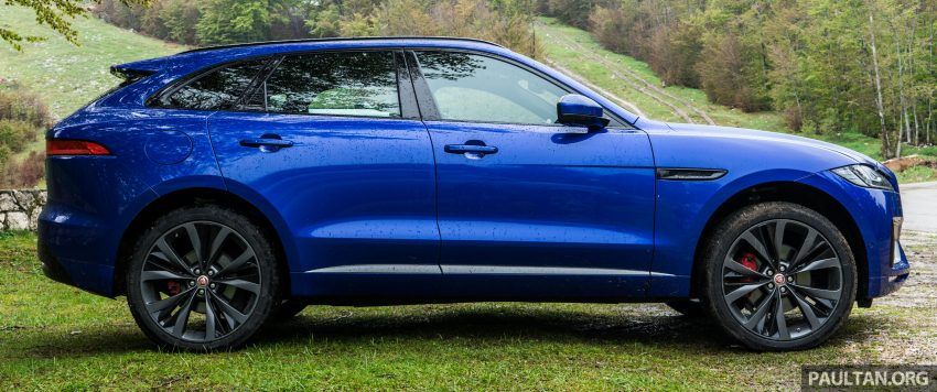 DRIVEN: Jaguar F-Pace – a go-anywhere Leaping Cat Image #494788