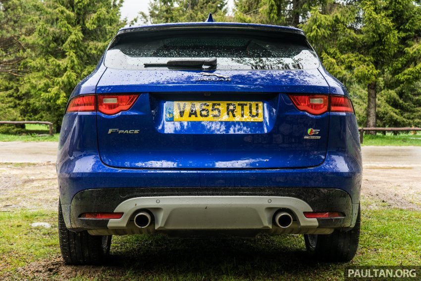 DRIVEN: Jaguar F-Pace – a go-anywhere Leaping Cat Image #494789